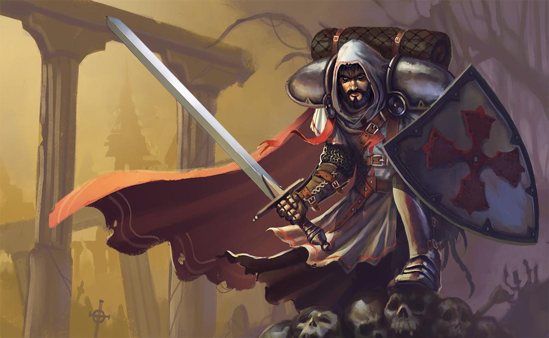 Templar phororan8
