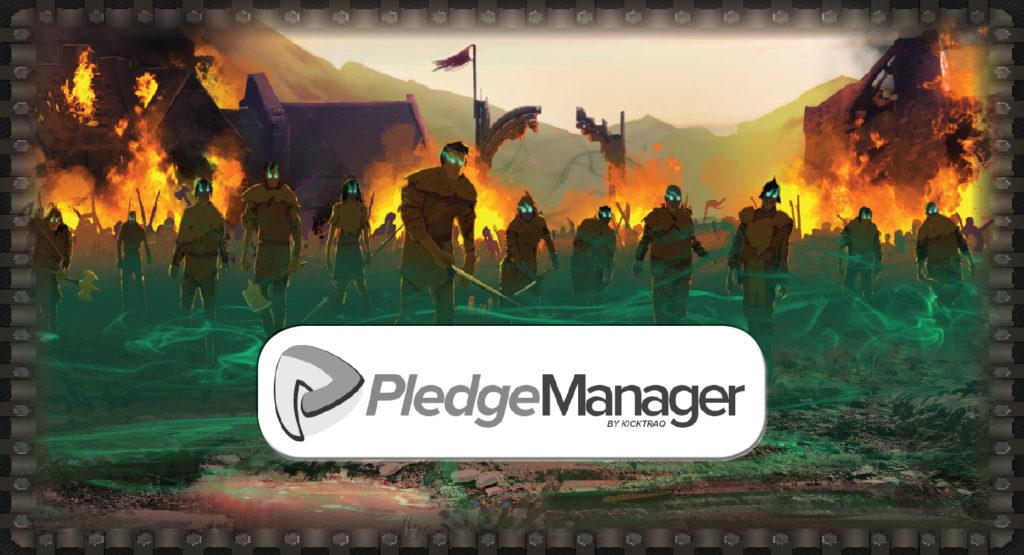 PledgeManager Button