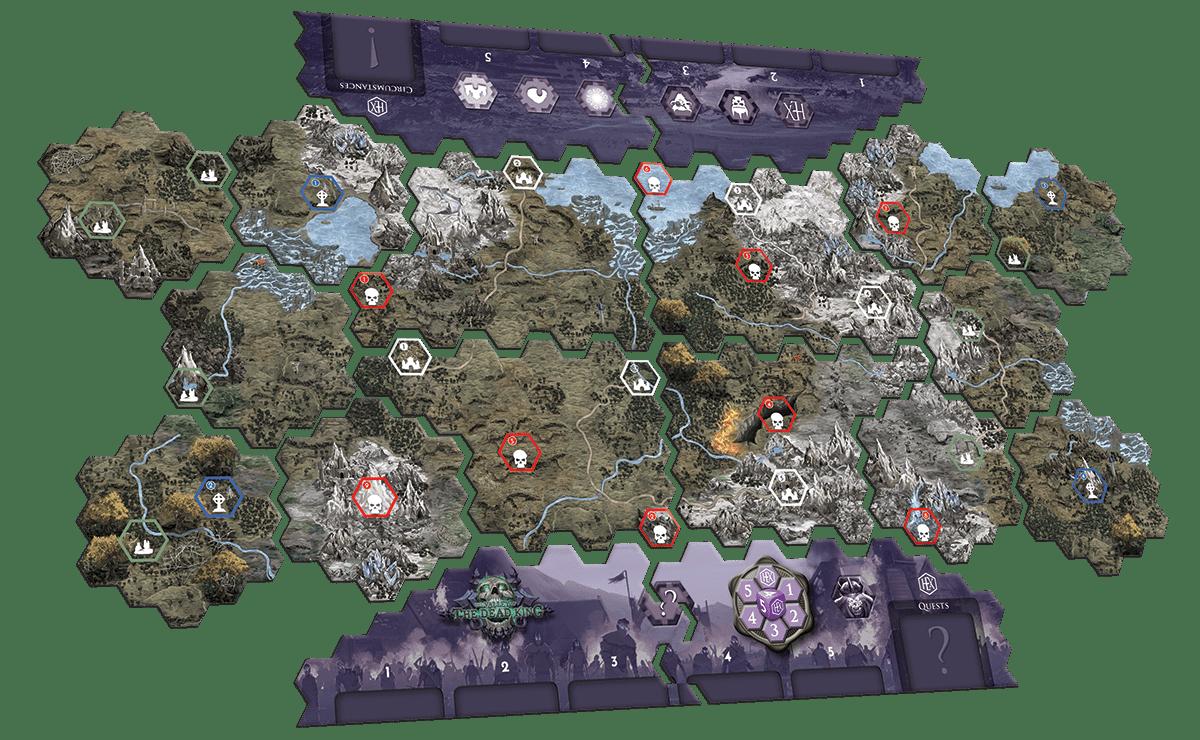 Modular Map Graphic - VotDK @0,25x